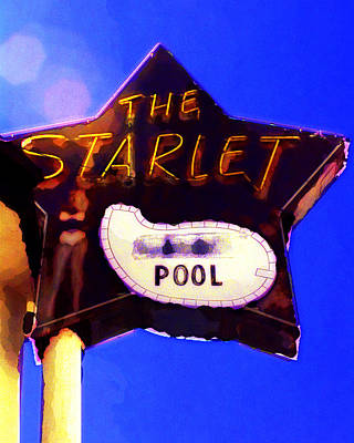 The Starlet Poster