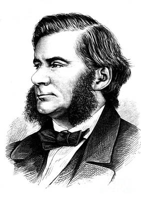 Thomas Huxley, English Biologist Poster by Science Source