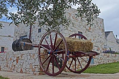 Alberobello - Apulia Poster by Joana Kruse
