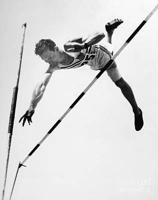 Bob Richards (1926- ) Poster by Granger