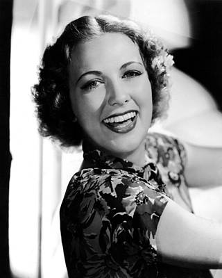 Born To Dance, Eleanor Powell, 1936 Poster