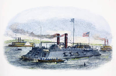 Civil War: Blockade, 1864 Poster by Granger