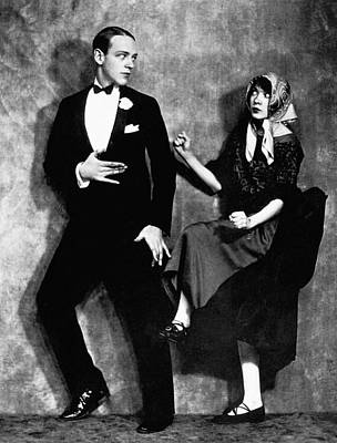 Fred Astaire (1899-1987) Poster