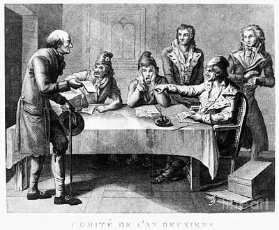 French Revolution, 1793 Poster