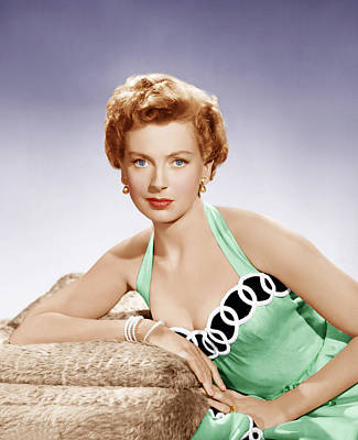 From Here To Eternity, Deborah Kerr Poster