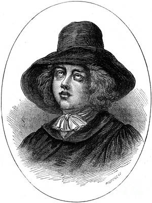 George Fox (1624-1691) Poster