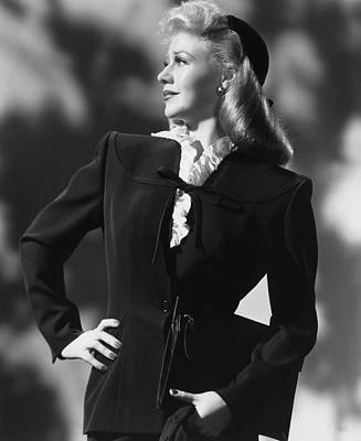 Ginger Rogers 1911-1995, American Poster by Everett