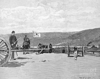 Homestead Strike, 1892 Poster by Granger