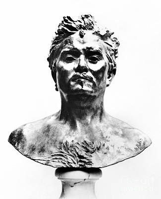 Honore De Balzac (1799-1850) Poster