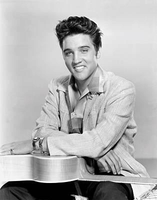 Jailhouse Rock, Elvis Presley, 1957 Poster by Everett