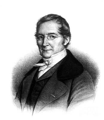 Joseph Gay-lussac, French Chemist Poster