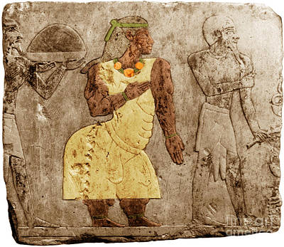 Muscular Dystrophy, Ancient Egypt Poster by Science Source