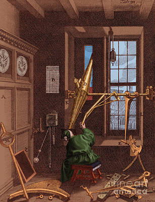 Ole Roemer, Danish Astronomer Poster by Science Source