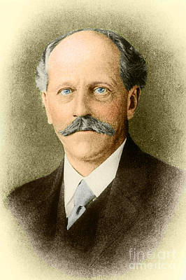 Percival Lowell, American Astronomer Poster