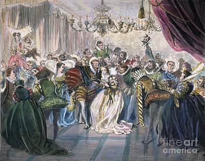 Perrault: Cinderella, 1867 Poster by Granger