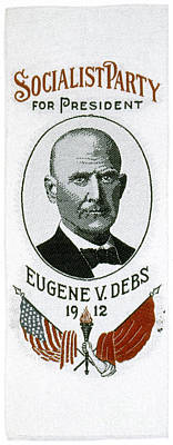 Presidential Campaign, 1912 Poster