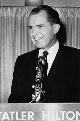 Richard Nixon.  Future Us President Poster by Everett
