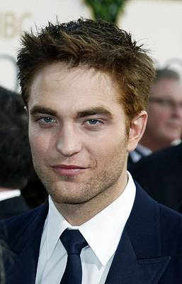 Robert Pattinson At Arrivals For The Poster