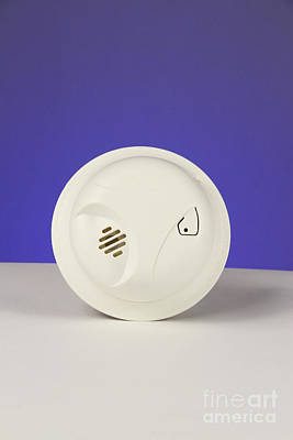 Smoke Detector Poster by Photo Researchers, Inc.