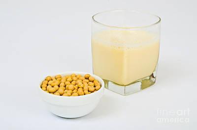 Soy Milk Poster