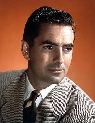 Tyrone Power Poster