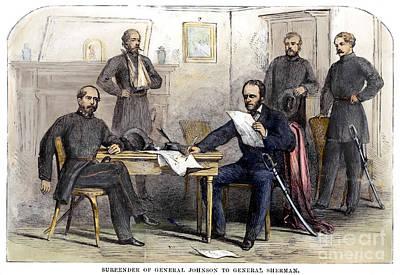 William Tecumseh Sherman Poster by Granger