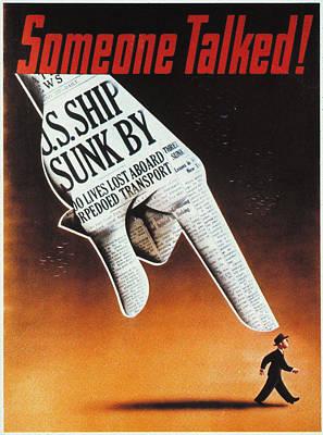 World War II: U.s. Poster Poster by Granger