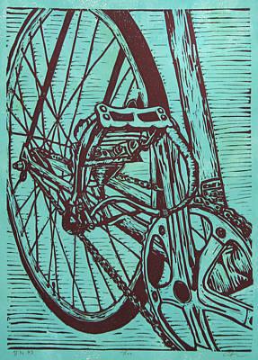 Bike 3 Poster