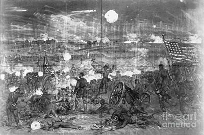 Civil War: Gettysburg Poster by Granger