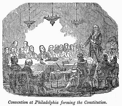 Constitutional Convention Poster by Granger