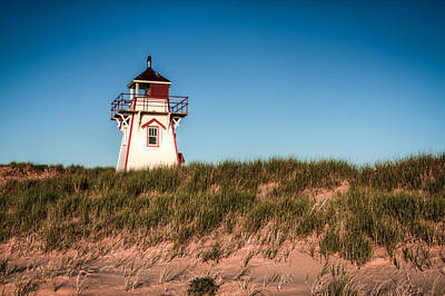 Cove Head Lighthouse Poster by Matt Dobson