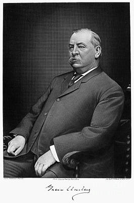 Grover Cleveland Poster by Granger