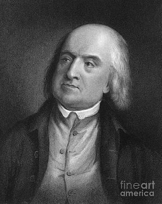 Jeremy Bentham (1748-1832) Poster by Granger