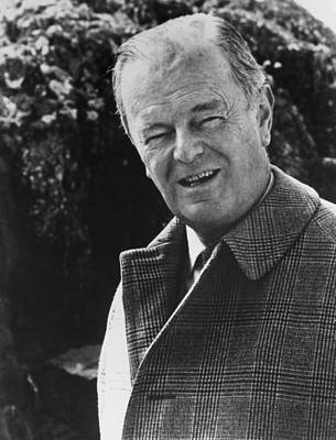 Kenneth Clark 1903-1983, English Author Poster by Everett