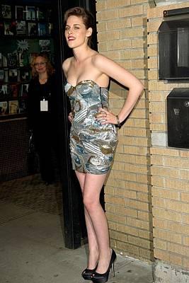 Kristen Stewart At Arrivals For The Poster