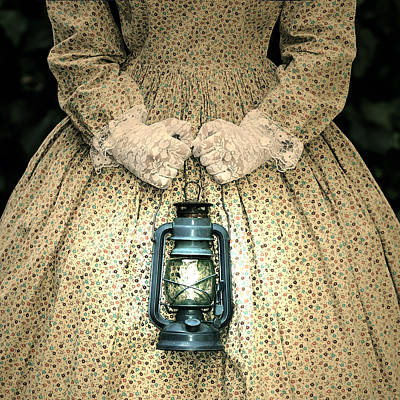 Lantern Poster by Joana Kruse