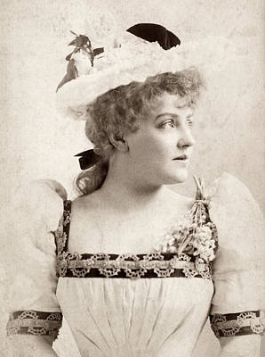 Lillian Russell (1861-1922) Poster by Granger