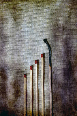 Matches Poster by Joana Kruse