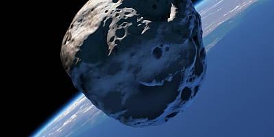 Near-earth Asteroid, Artwork Poster by Detlev Van Ravenswaay