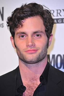 Penn Badgley At Arrivals Poster