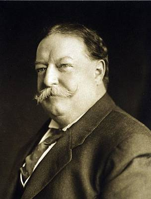 President William Taft 1857-1930 Poster by Everett