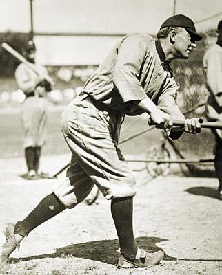 Ty Cobb (1886-1961) Poster by Granger