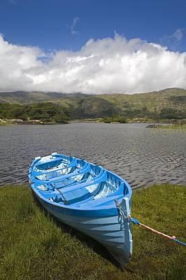 Upper Lake, Killarney National Park Poster by Richard Cummins