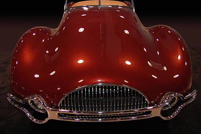 49 Buick Speedster Poster