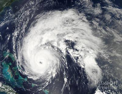 Hurricane Earl Poster