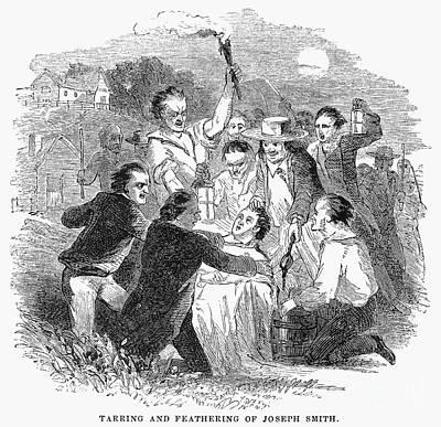 Joseph Smith (1805-1844) Poster by Granger