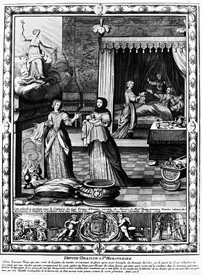 Louis, Dauphin Of France Poster