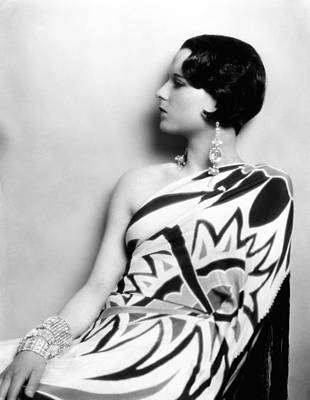 Louise Brooks, Ca. Late 1920s Poster by Everett