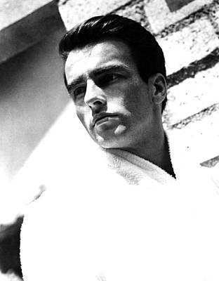 Montgomery Clift Poster by Everett