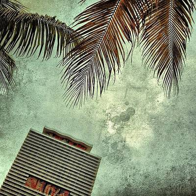 50 Biscayne - Miami Poster
